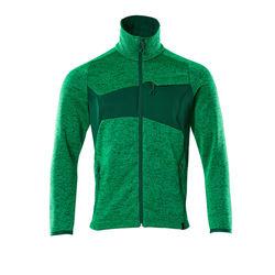 Strickpullover grasgrün/grün M