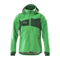 Jacke ACCELERATE grasgrün/grün L