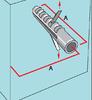 Montagetipps für Dübel in Randnähe