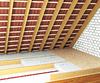 Aufbau der Dachbodendaemmung