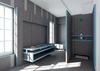 Badezimmer mit Hartschaum-Auskleidung