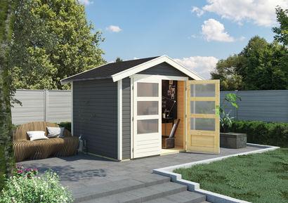 abverkauf gartenhaus good aus dem with abverkauf gartenhaus fabulous gartenhaus bsum iso with. Black Bedroom Furniture Sets. Home Design Ideas