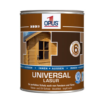 OPUS1 Universallasur mahagoni  2.5 l