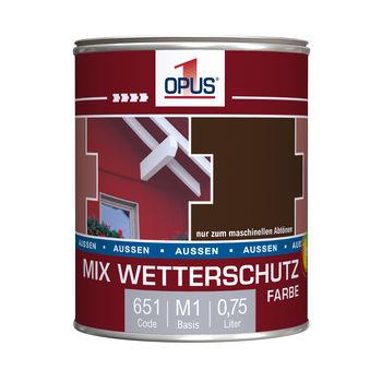 OPUS1 wetterschutz  seidenglänzend 2.5 l