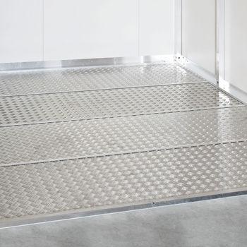 biohort Bodenplatte CasaNova Größe 3x6