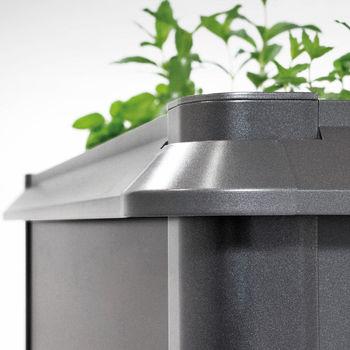 Biohort Schneckenschutz für HochBeet Größe 2x1