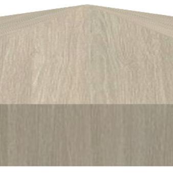 GroJa BasicLine Abdeckkappe Shef.oak 87x87mm