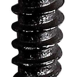 Edelstahlschrauben Schwarz 4,2x16 mm