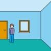 Kleine Räume wirken bei hellen Farben größer