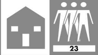 Beanspruchungsklasse Flur, Küche, Heimbüro