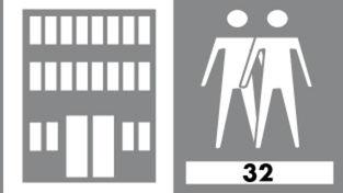 Beanspruchungsklasse Büro, Café, Boutique