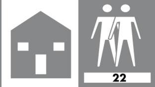 Beanspruchungsklasse Wohn-, Ess- oder Kinderzimmer