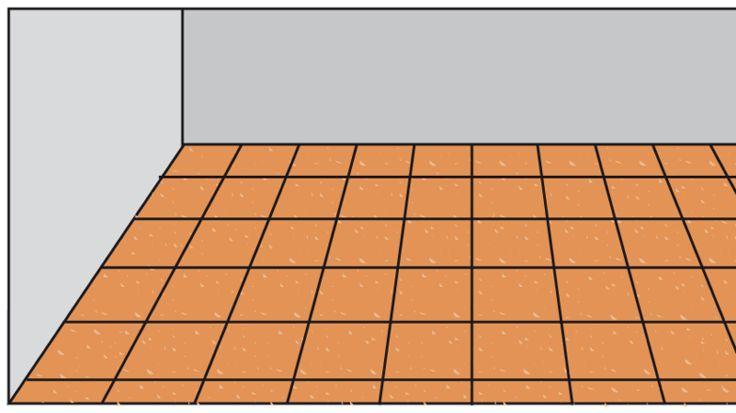 Verlegeform Schachbrettmuster