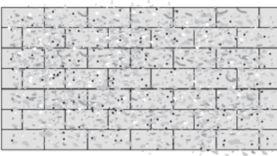 Wand mit Zementmörtel durch Spritzwurf vorbereiten