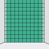 Symmetrische Einteilung der Fliesenflächen