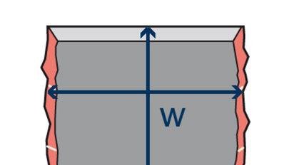 Maße Maueröffnung
