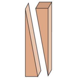 Holzkeil