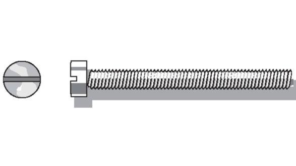Zylinderkopf-Gewindeschraube