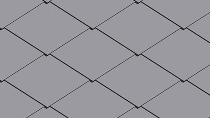 Grauer Dachstein, Rhombusfoermig