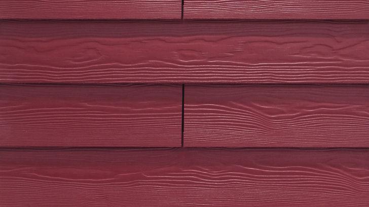 Stuelpschalung mit Holzstruktur-Paneelen