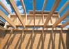 Hausbau mit Konstruktionsholz