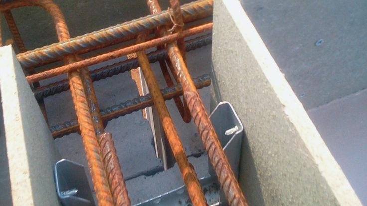 Konstruktion einer Ringbalkenschalung