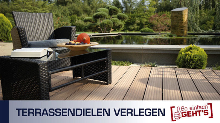 Video Terrassendielen verlegen i&M
