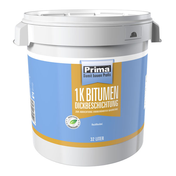 Prima Bitumen-Dickbeschichtung 1K