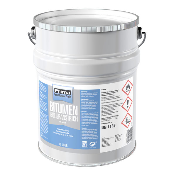 Prima Bitumen-Isolieranstrich