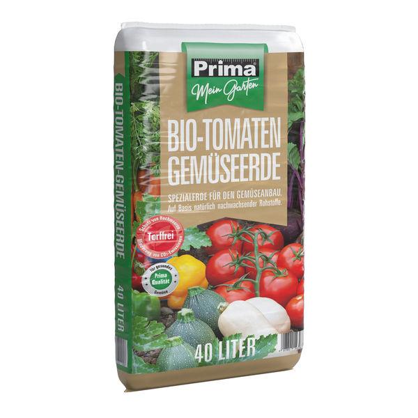 Prima Bio Tomaten- und Gemüseerde